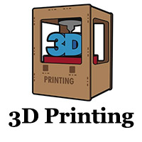 3D Printing Icon